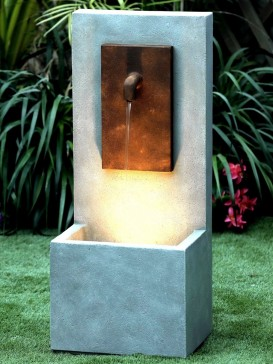 Solitary Tap Water Feature