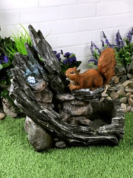 Squirrel Stream Water Feature