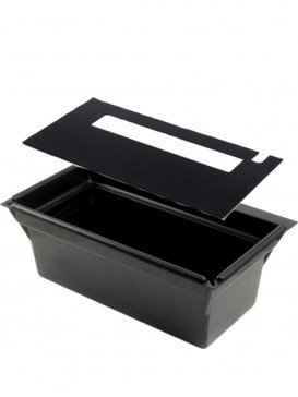 Plastic Reservoir and Lid (Suitable for 600mm Blade)