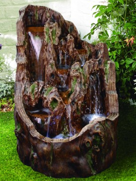 Walnut Falls Water Feature