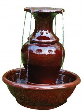 Zarita Ceramic Fountain Water Feature