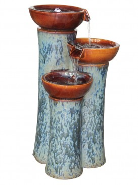 Chavella Ceramic Fountain Water Feature