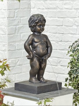 Wee Lad Water Feature