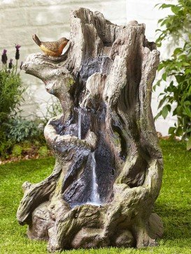 Willow Spills Water Feature