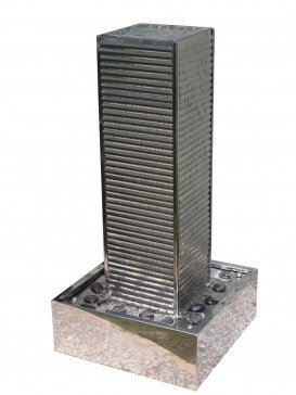 Warsaw Stainless Steel Water Feature