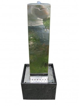 Brisbane Stainless Steel Water Feature