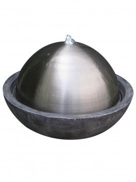 Goa Stainless Steel Water Feature