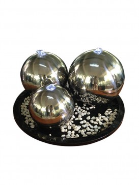 Chennai Stainless Steel Water Feature