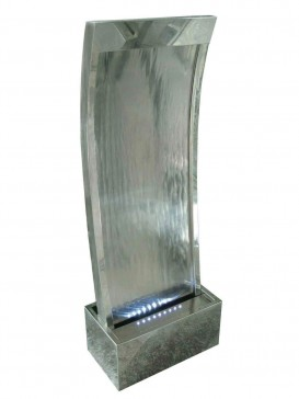 Peking Stainless Steel Fountain Water Feature