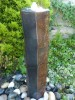 Polished Basalt Column Water feature