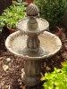Solar Classical Tier Water Feature