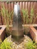 180cm Stainless Steel Pyramid Water Feature Kit