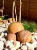 Solar Rainbow Sandstone Trio Water Feature Kit