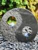 Yin Yang Granite Water Feature , Pebble Pool & Cobbles Kit