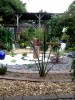 Rainbow Sandstone Aqua Yin Yang With LED's, Pebble Pool & Cobbles Water Feature